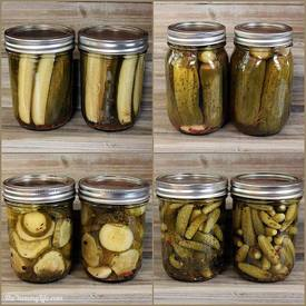 The Best Dill Pickles!