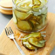 Microwave Pickles!