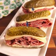 Pickle Reuben!