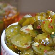 Sweet Heat Pickles!