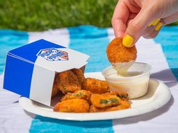 White Castle Fried Pickles!