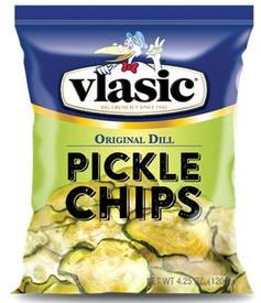 Vlasic Pickle Chips!