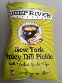 Monday Munchies! These Were Truly Dill-icious!!