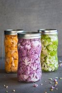 Pickled Cauliflower 2 Ways!