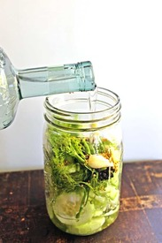 Dill Pickle Vodka!